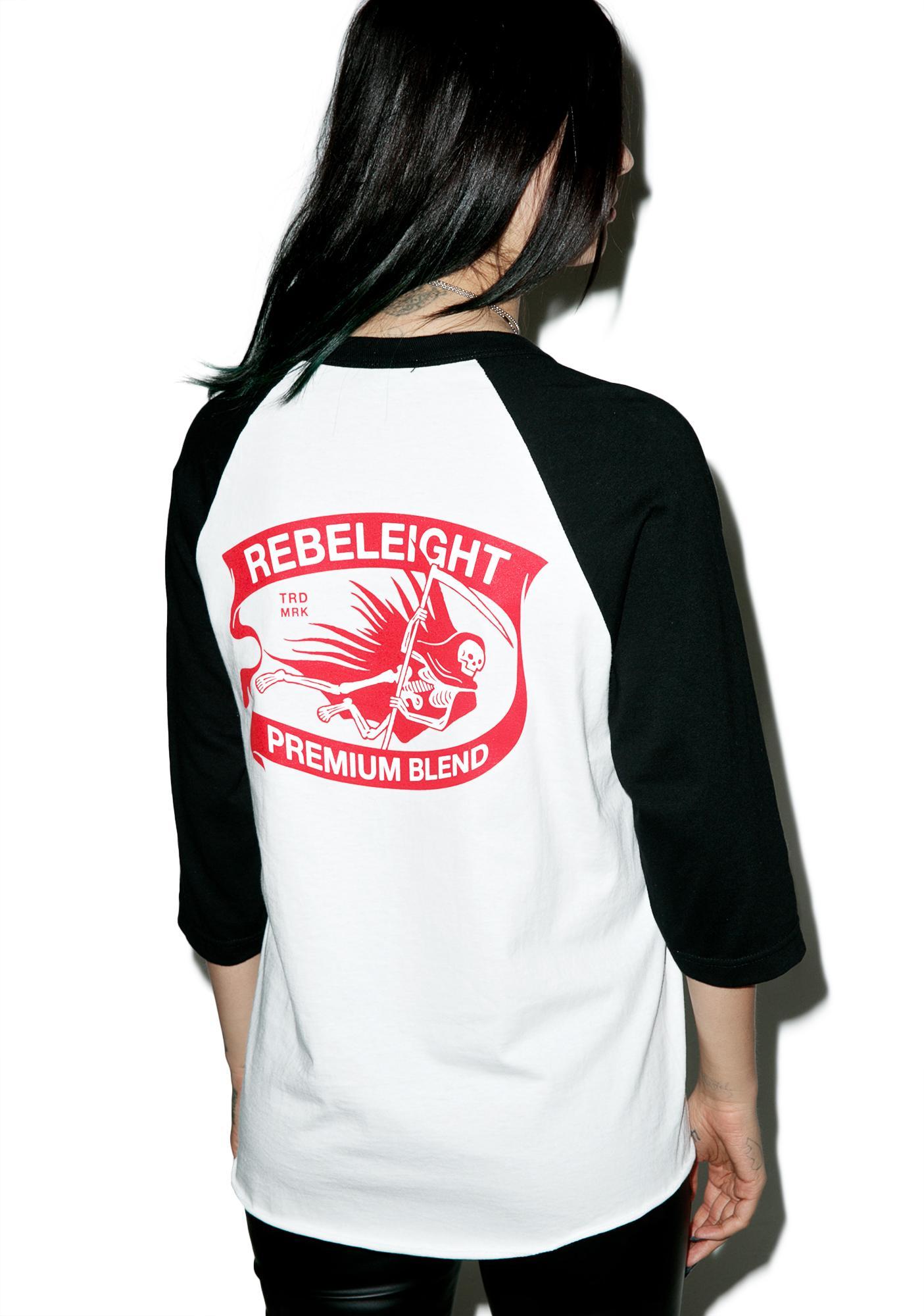 Rebel8 Premium Blend Raglan