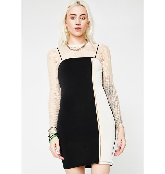 Out Of Chances Mini Dress