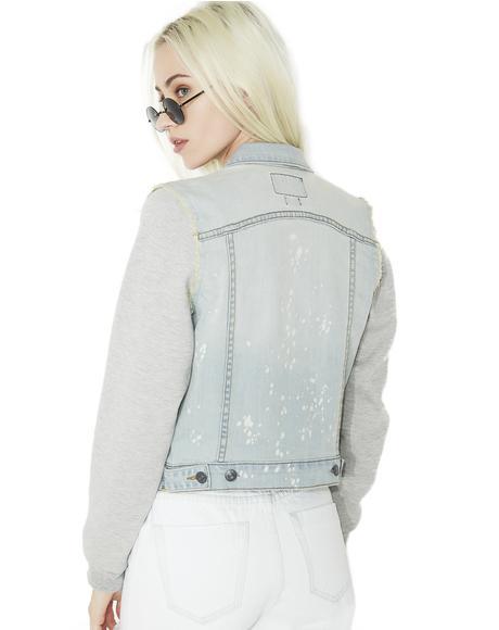 Splatterhaus Denim Jacket