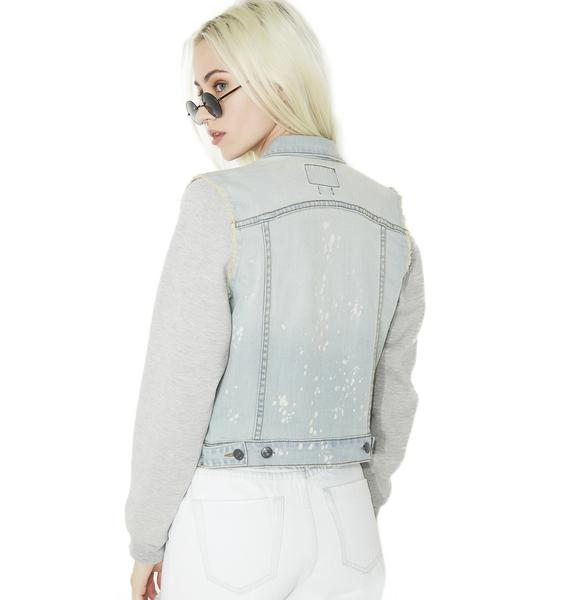 Kill City Splatterhaus Denim Jacket