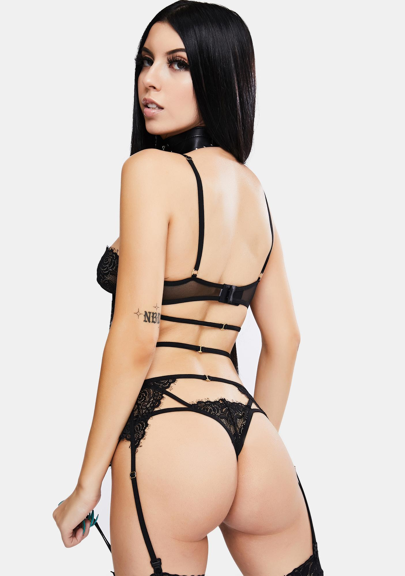 Only Desire Lace Lingerie Set