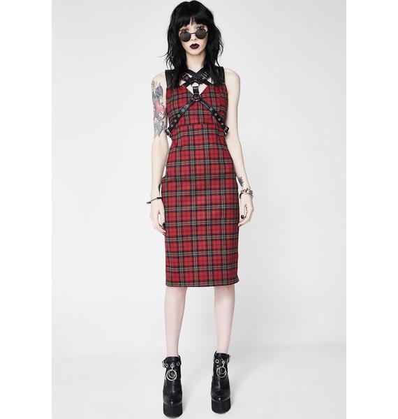 Killstar Riot City Dalle Dress