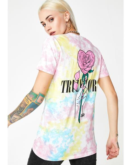 Truly Yours Tie Dye Tee