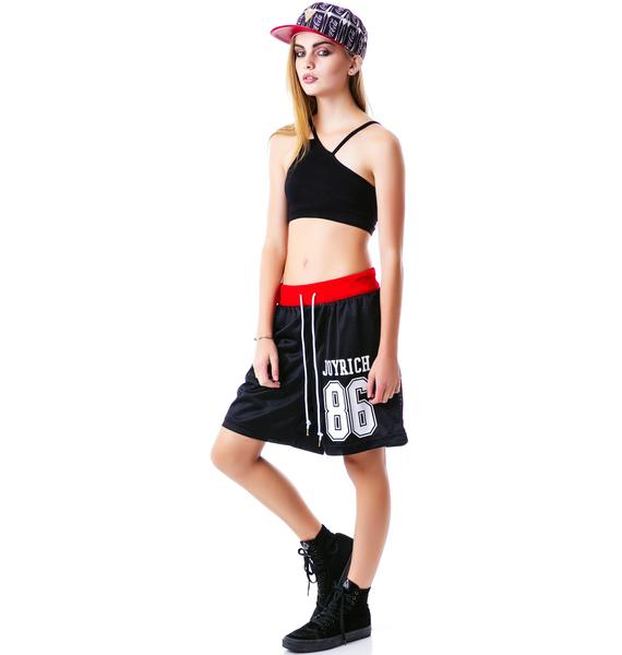 Joyrich Coco-Cola Number Mesh Shorts