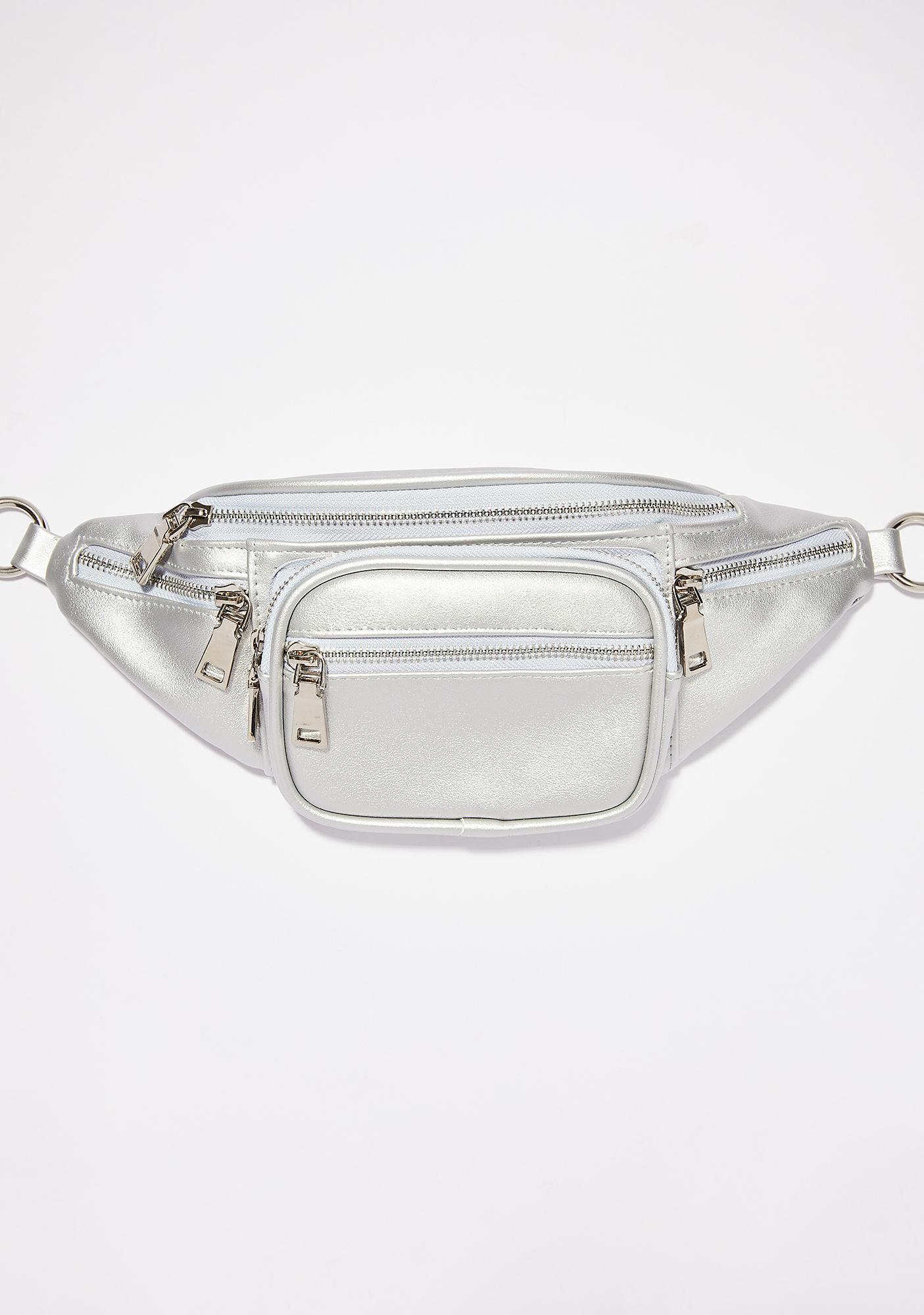 Electric Feelings Chain Waist Bag