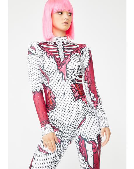 Evil One Costume