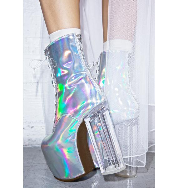Current Mood Galactica Boots