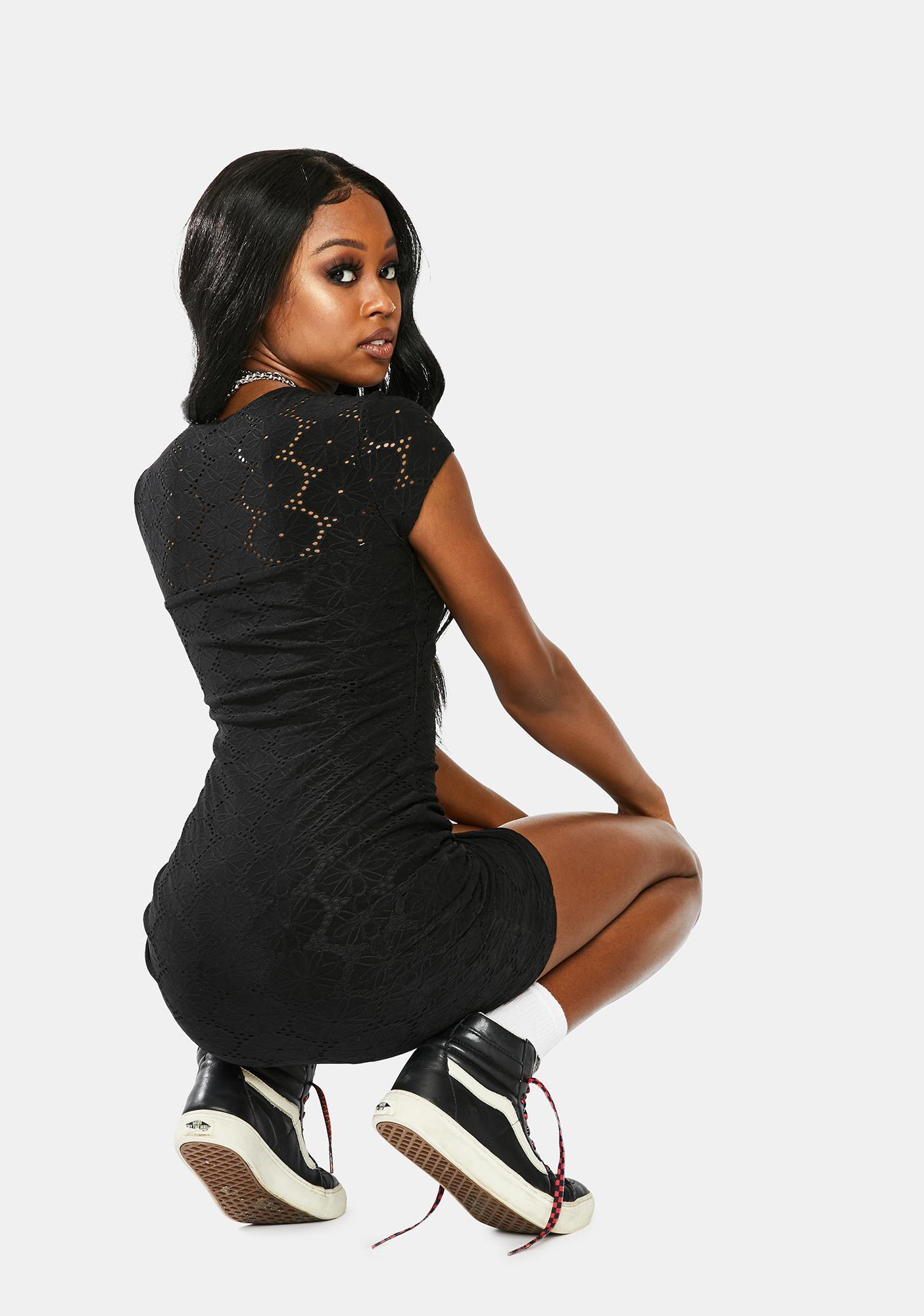 Always A Flirt Bodycon Dress