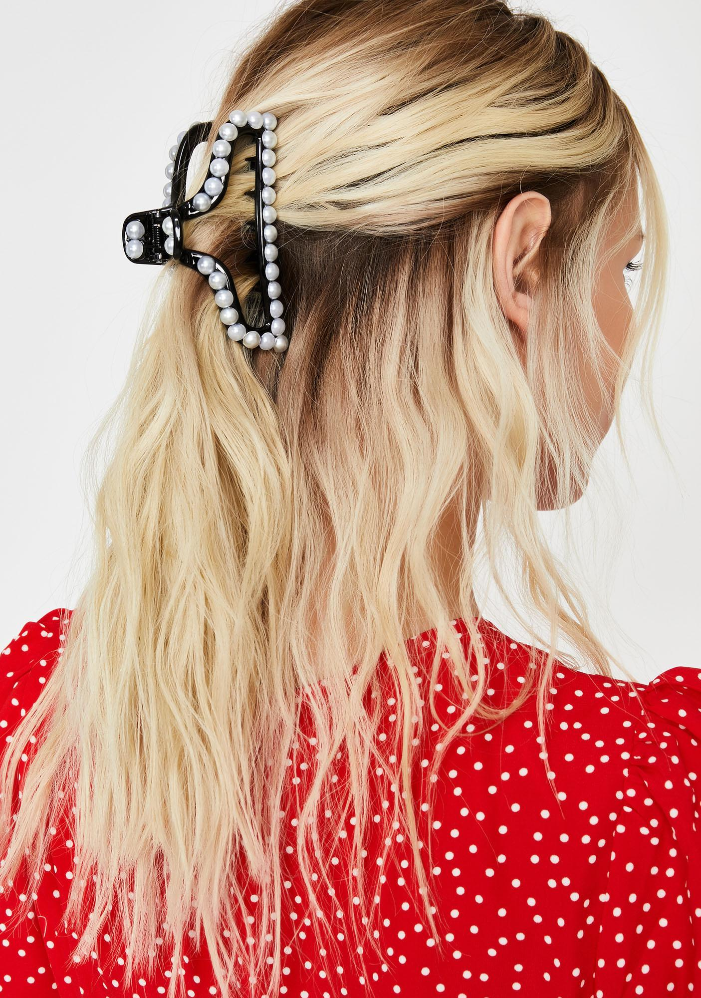 Backstage BB Pearl Hair Clip