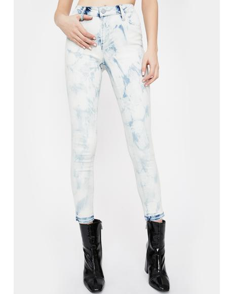 Cannon Carly Skinny Crop Jeans