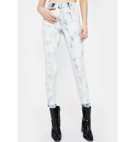 Articles of Society Cannon Carly Skinny Crop Jeans