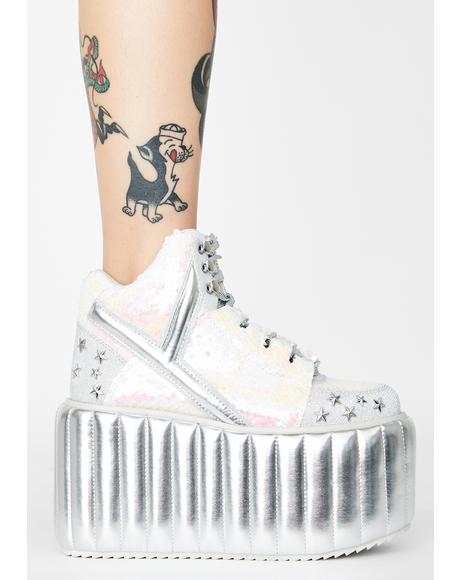 Qozmo Moonroq Platform Sneakers