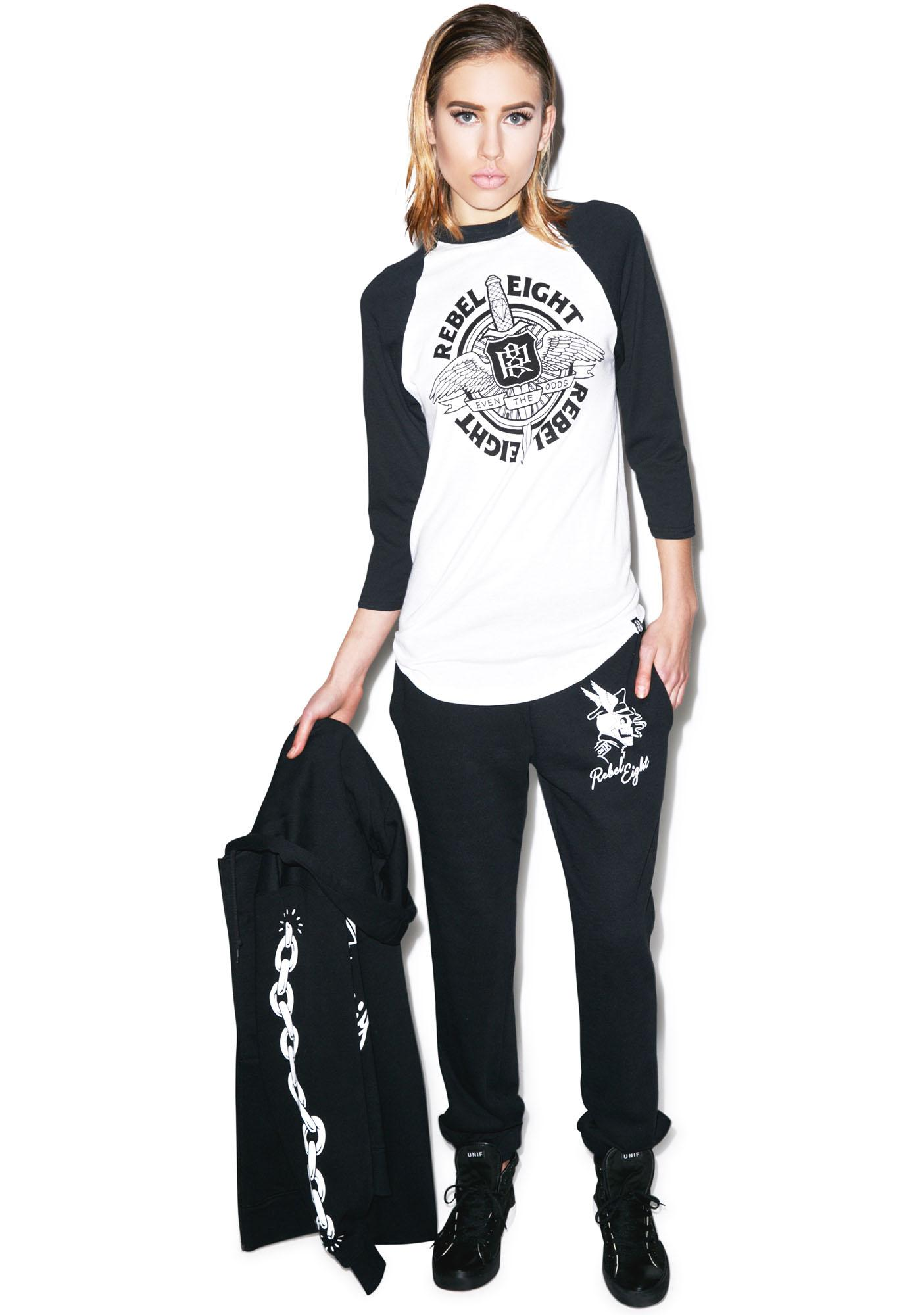 Rebel8 Ride Hard Sweatpants