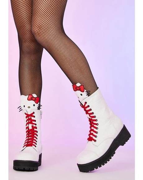 Hello Kitty Untold Story Boots