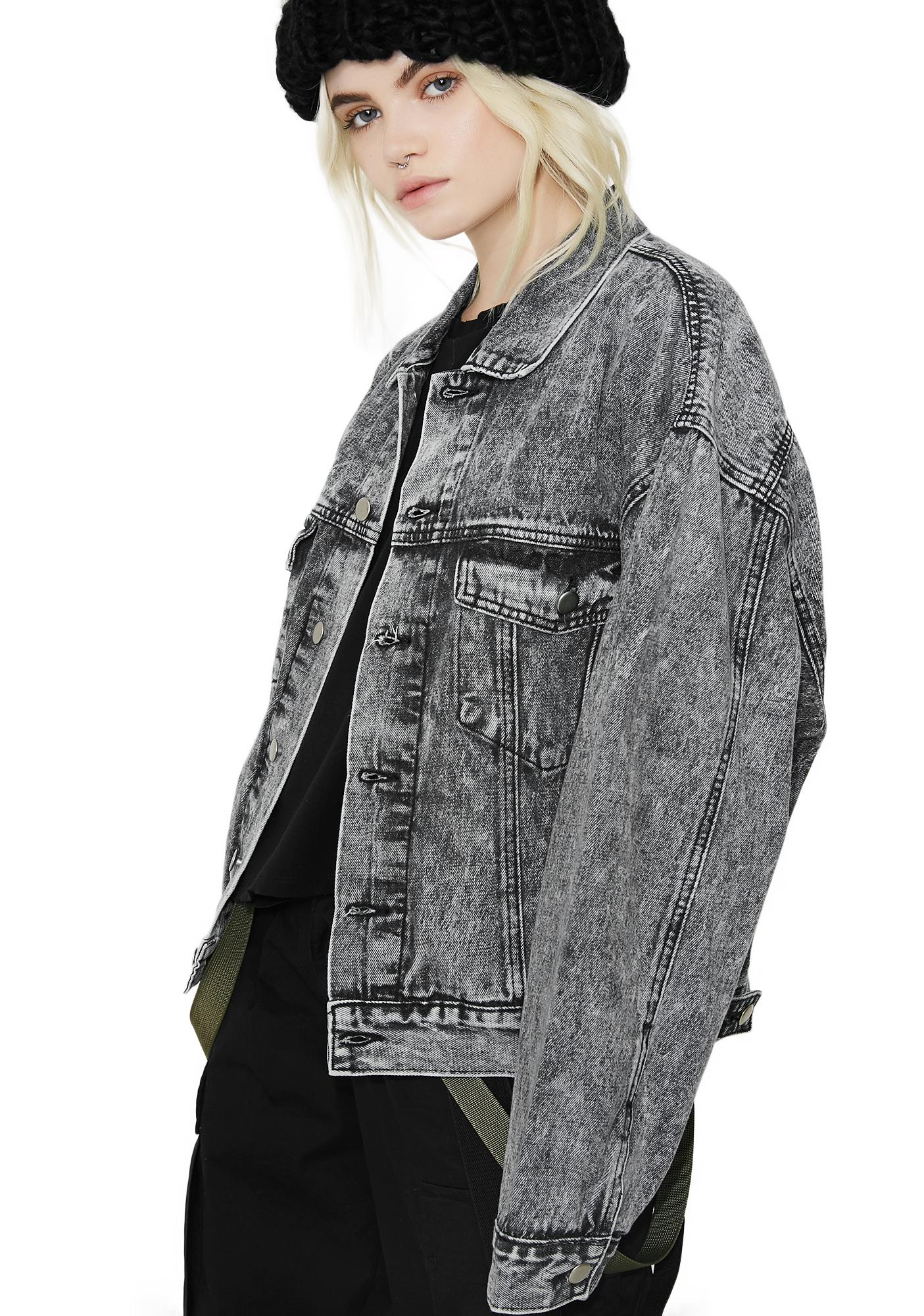 Detention Club Denim Jacket