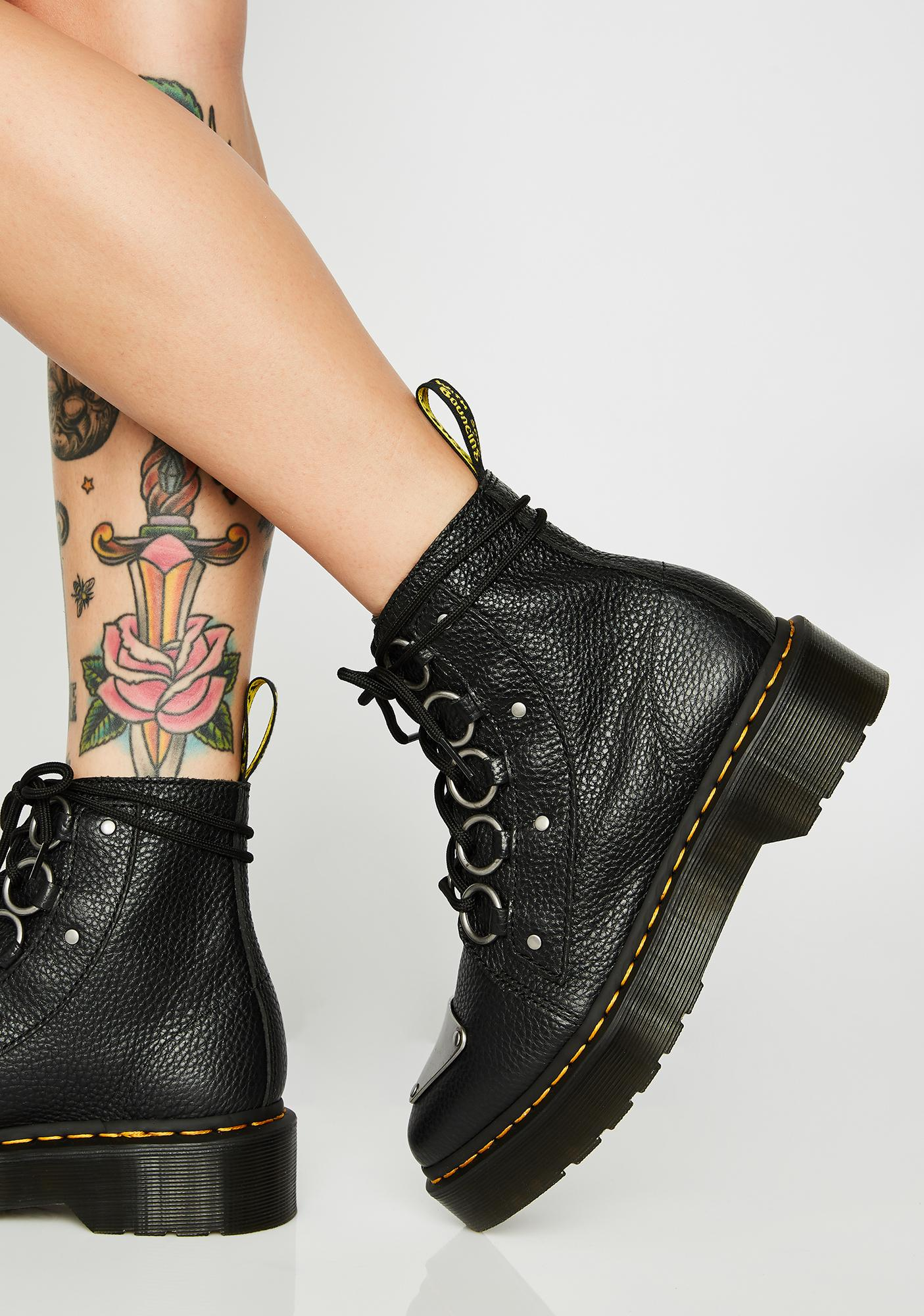 Dr. Martens Farylle Aunt Sally Boots