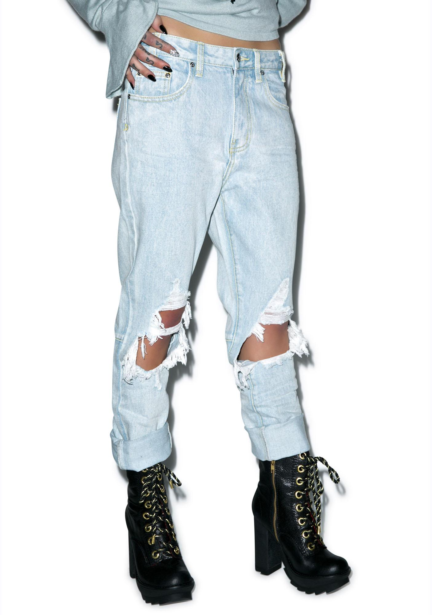 Somedays Lovin Gazer Rigid Denim Kingdoms