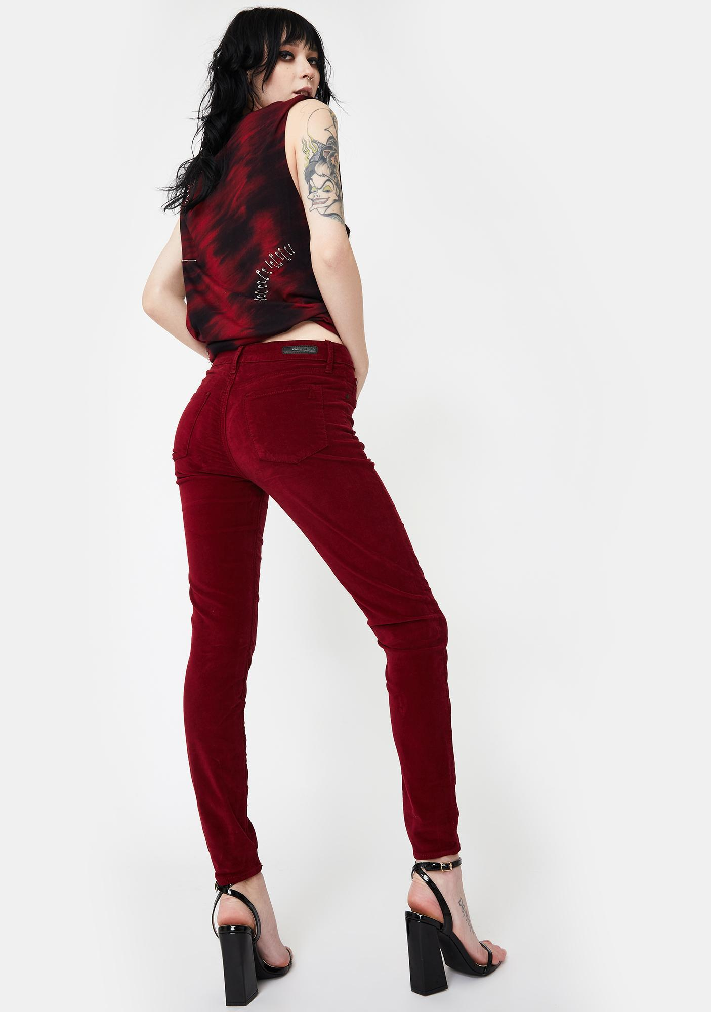 Articles of Society Perren Hilary High Rise Pants