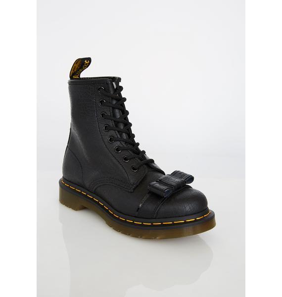 Dr. Martens 1460 Crackle Boots
