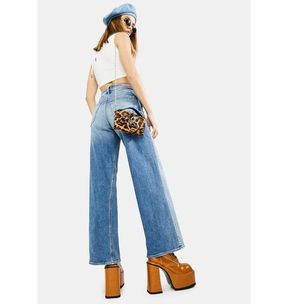 Articles of Society Alana High Waisted Flare Jeans