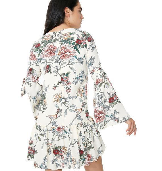 Glamorous Daisy Darling Floral Dress