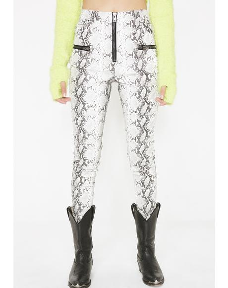 Venomous Love High Rise Pants