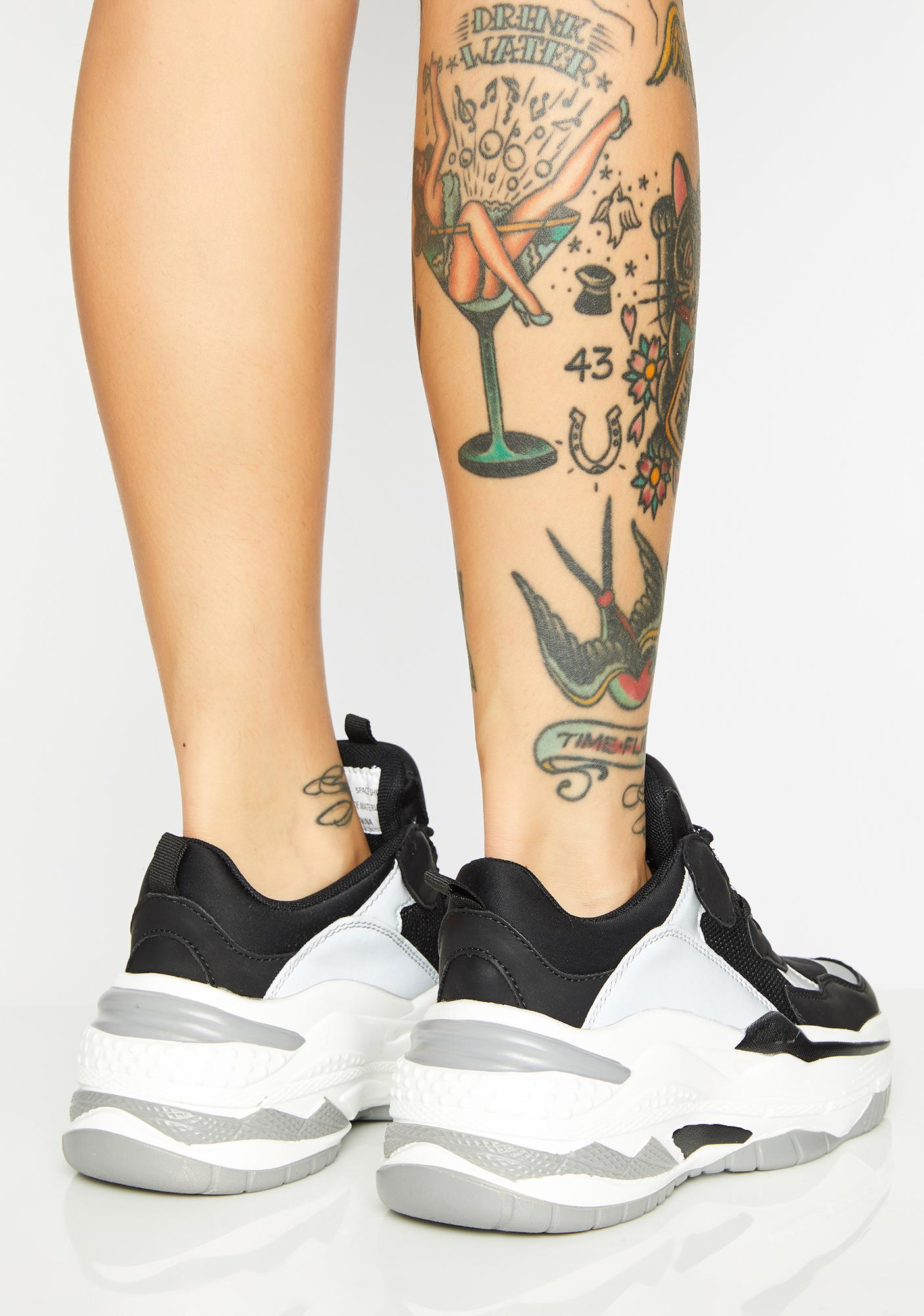 Lavish Legacy Platform Sneakers