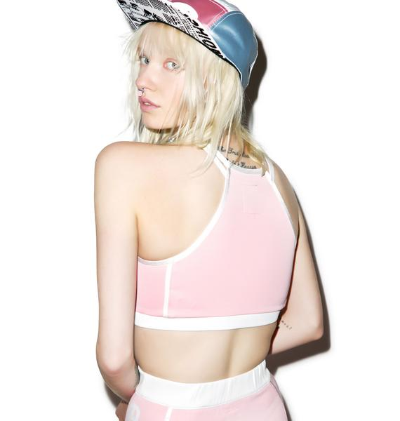 Joyrich X GIZA Tennis Club Sports Bra