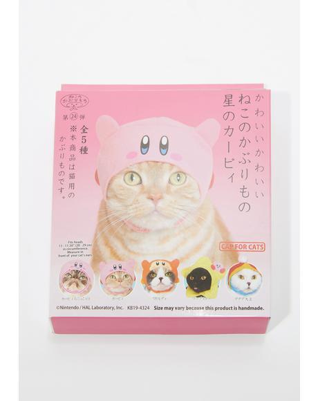 Kirby Cat Cap Blind Box