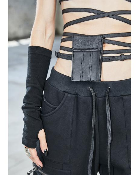 Bassline Pocket Harness Bra