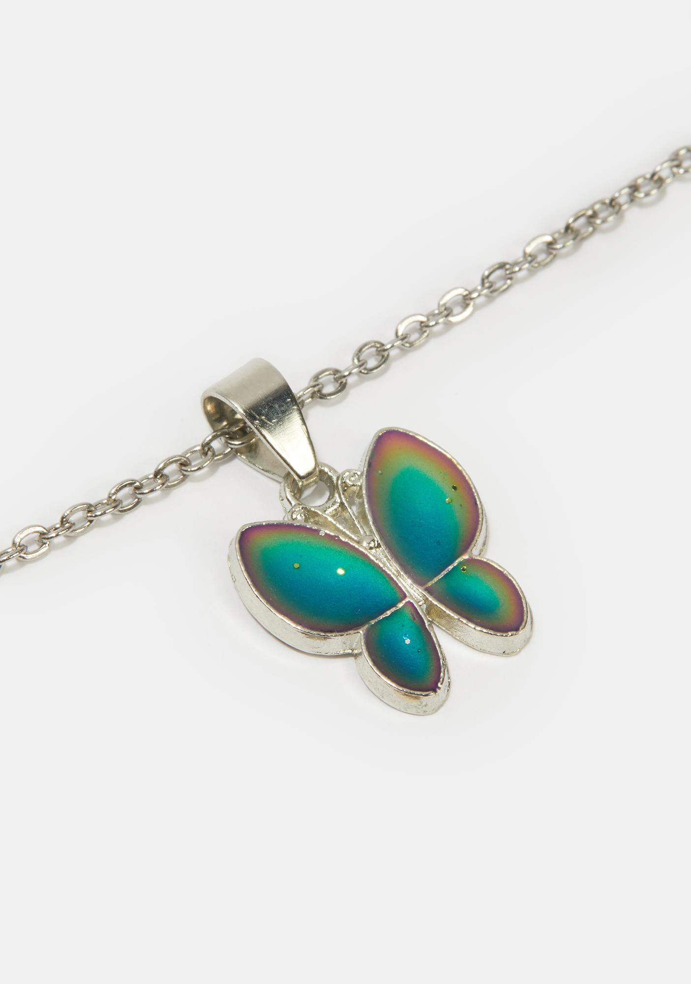 Charmed Darling Mood Changing Necklace