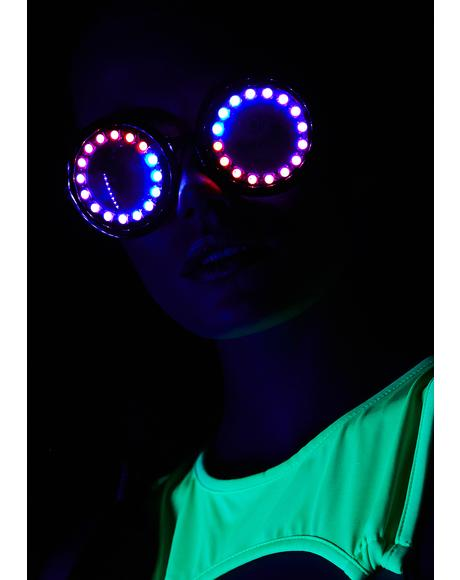 Pixel Pro LED Glasses