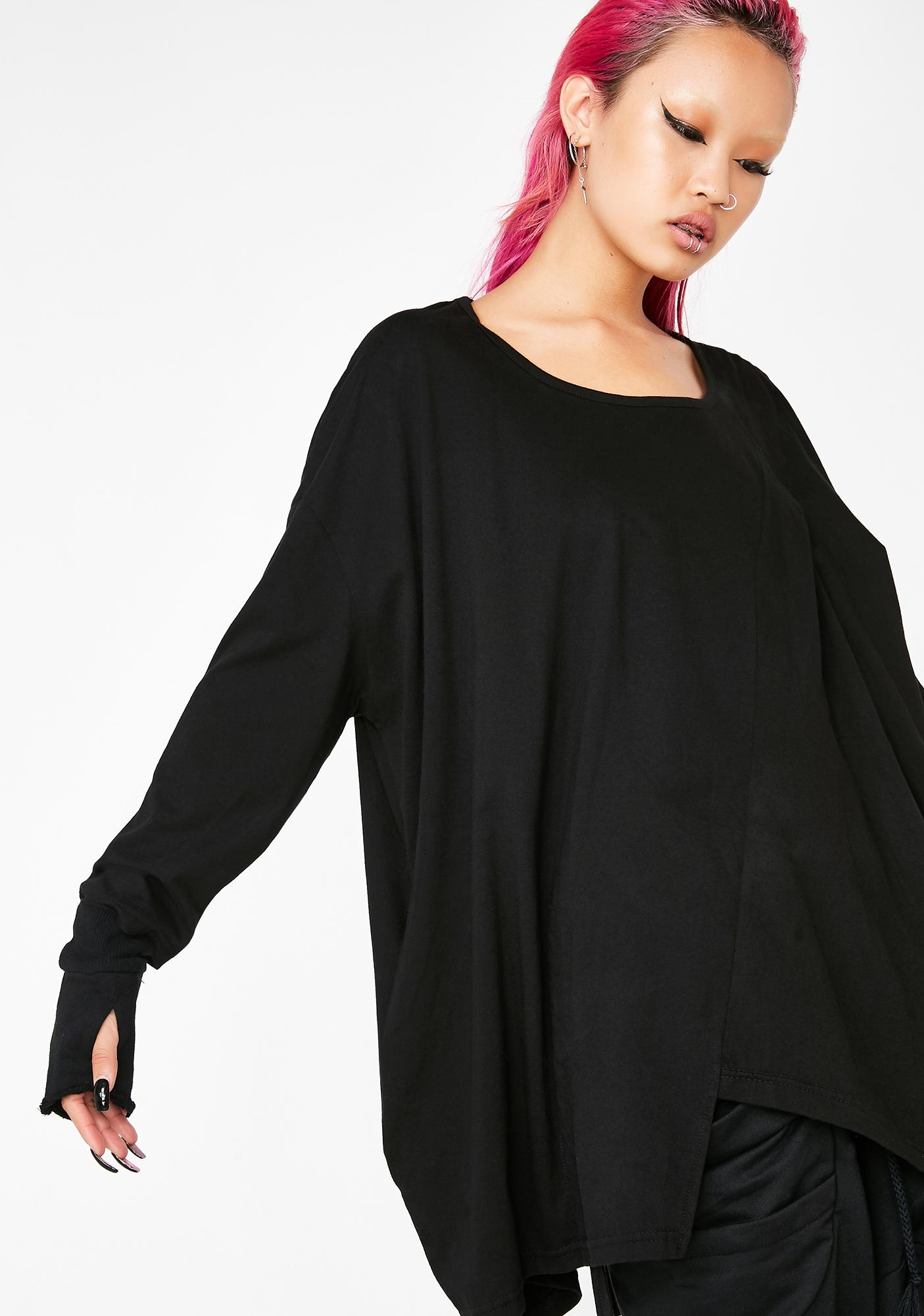 MNML Don't Slip Oversized Tee