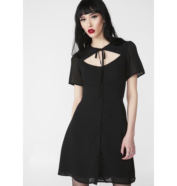 Secret Coven Mini Dress