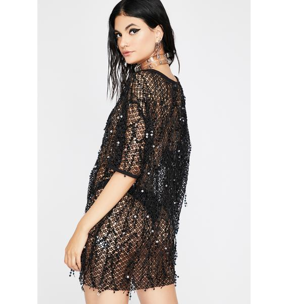 Let'z Party Sequin Tee