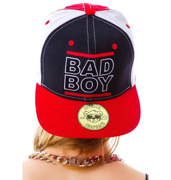 Joyrich Bad Boy Snapback