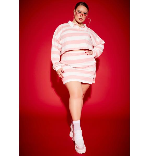 Poster Grl Sweet Real Roll Call Rugby Skirt Set