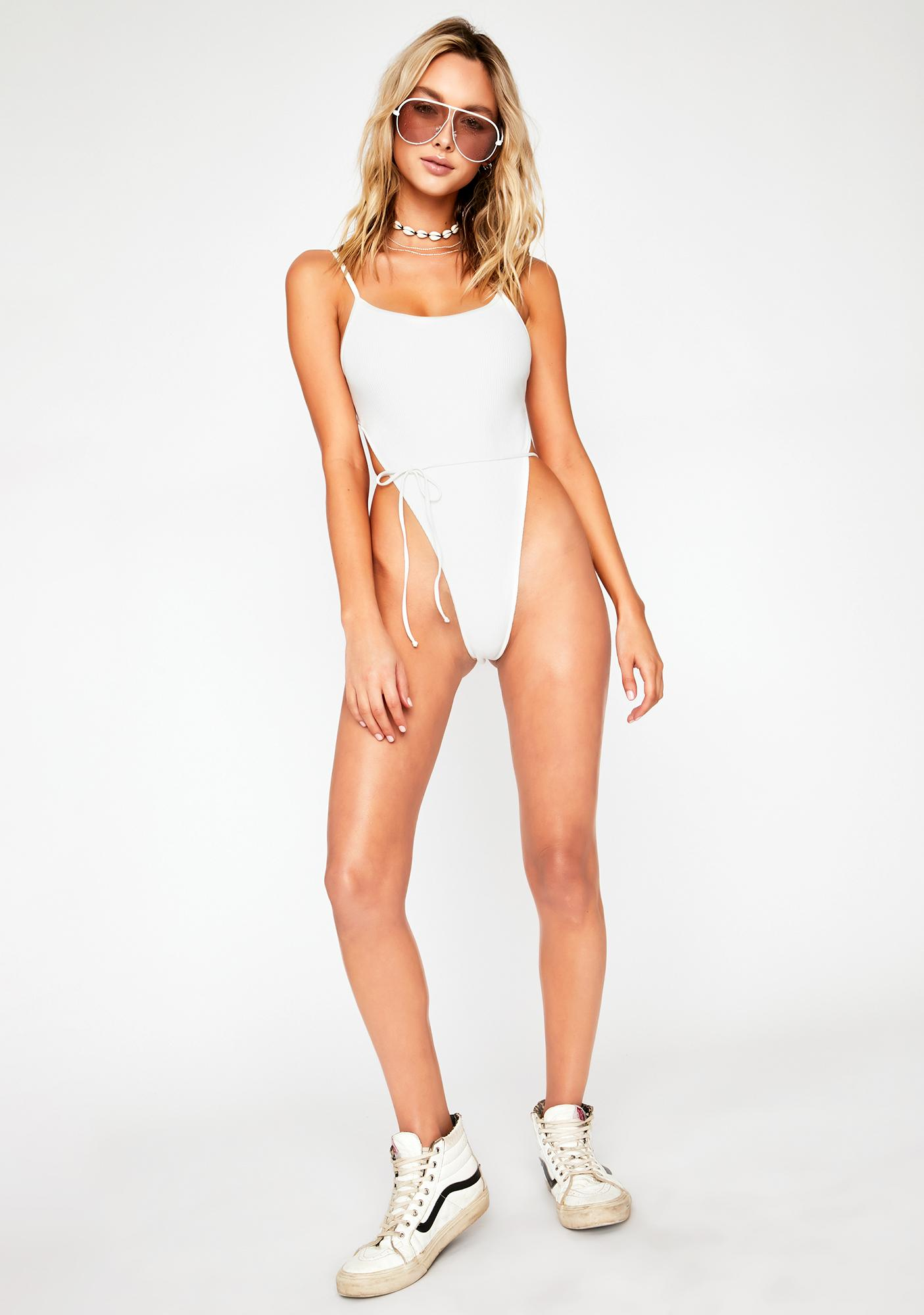 Frankies Bikinis Croft One Piece Swimsuit