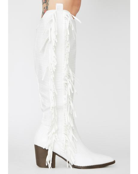 Stagecoach Stunner Cowboy Boots