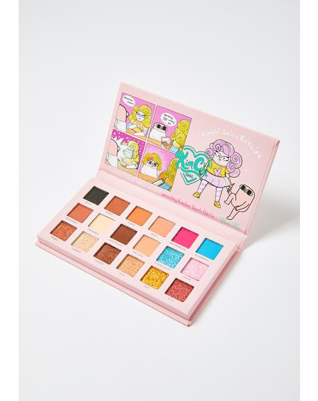Rainbow Sharts Mini Me Palette