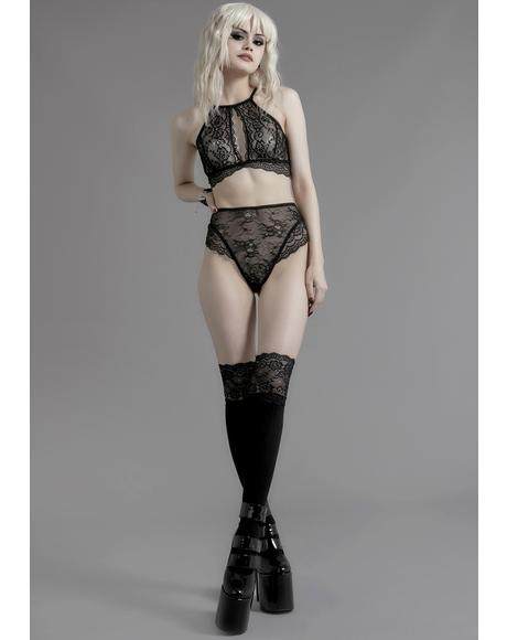 Final Requiem Lace Panties