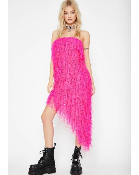 Fabulous Lil Creature Sparkle Dress