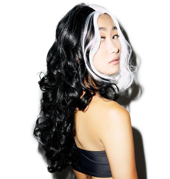 Split Personality Wig