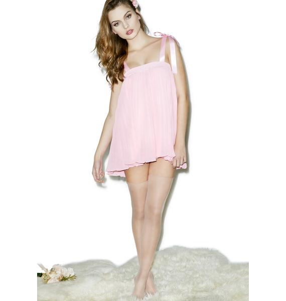 Fete Champetre Valley Babydoll Nightie