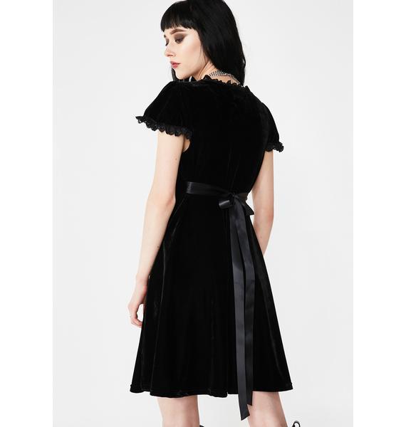 Killstar Heather Babydoll Dress