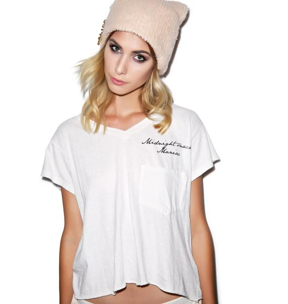 Wildfox Couture Midnight Snack Romeo Tee