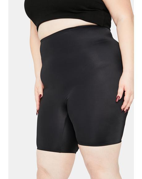 Let's Skip The Small Talk Shapewear Shorts