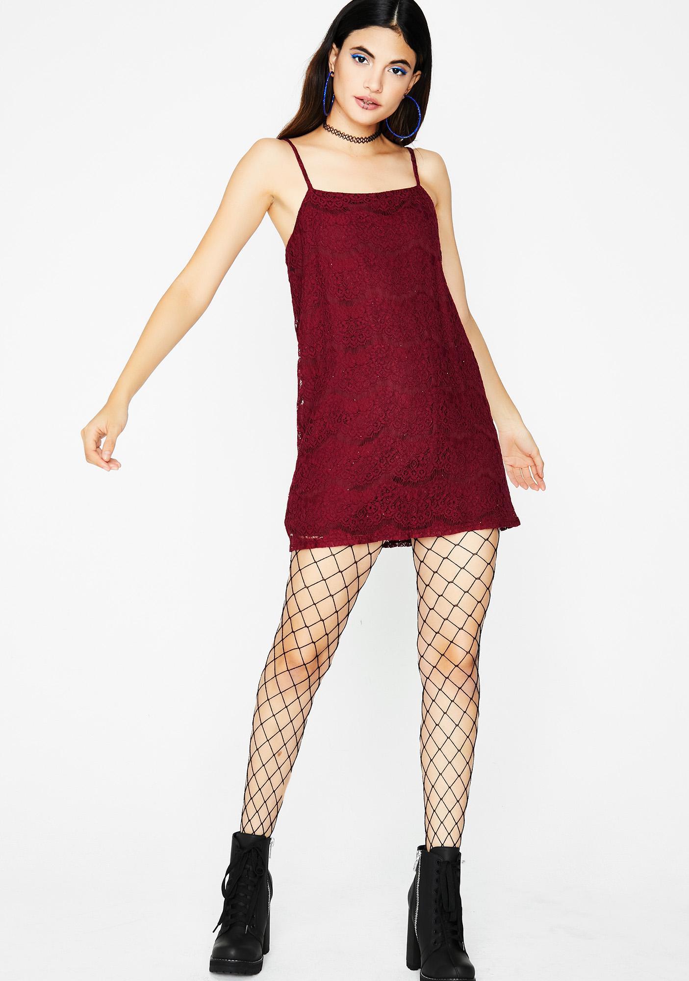 Poetic Drama Dress