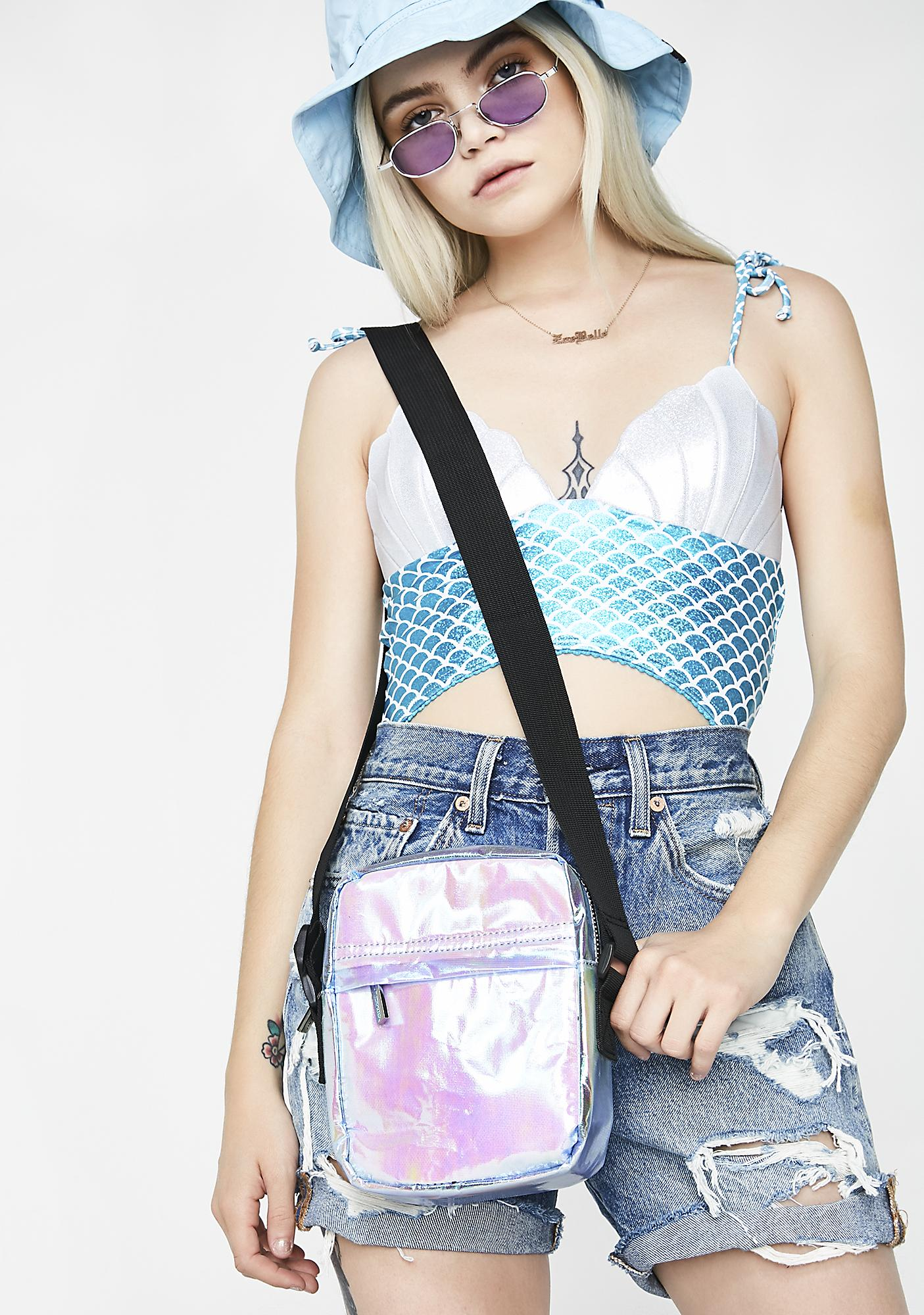 Lilac Sky Ashley Crossbody by Skinnydip