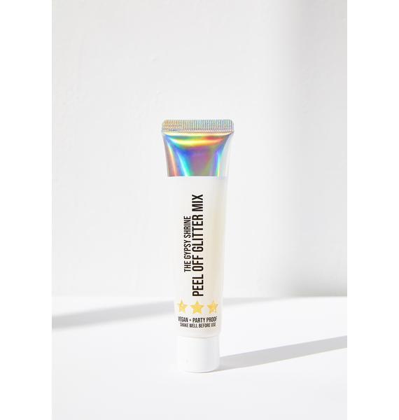 SHRINE Iridescent Peel Off Glitter Gel Mix